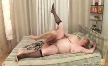 Nasty Grandma Begging For A Young & Fresh Cock To Fuck Her!