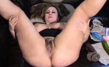 Chunky Cougar With Big Boobs Fucked