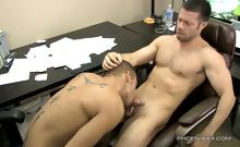 Shane Frost and Tristan Jaxx - Tristan Makes Sure Shane