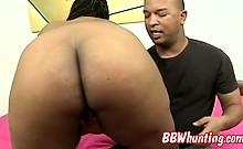 Hot amateur BBW ebony
