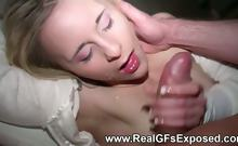 Teen Pops Her Anal Cherry On Camera
