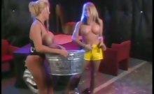 Tit Playing Busty Lesbian
