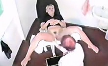 Spycam Gynecology Voyeur Video